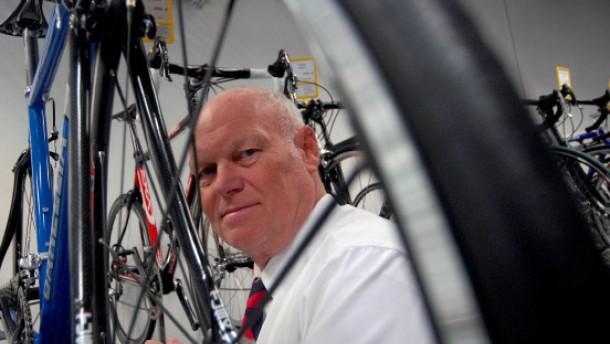 Manfred Brügelmann - Portrait des Fahrradhändlers