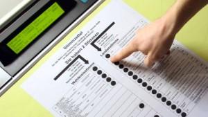 Chaos Computer Club: Unregelmäßigkeiten bei Wahlcomputern