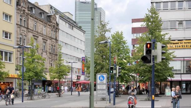 Offenbach 50 millionen investition in innenstadt rhein for Depot offenbach
