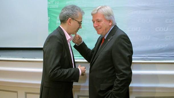 CDU und Grüne wollen Bildungsgipfel