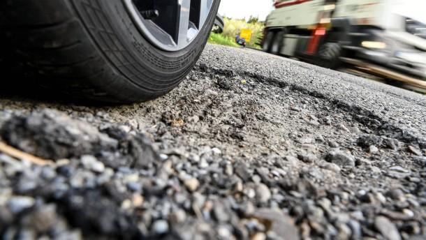 Straßenbeiträge werden abgeschafft