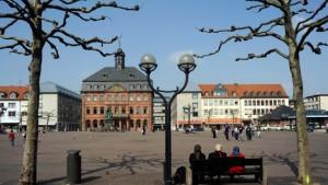 Drei Entwürfe für Hanaus Innenstadt