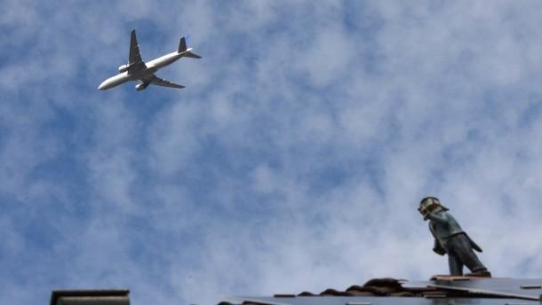 Fraport muss Dächer sichern