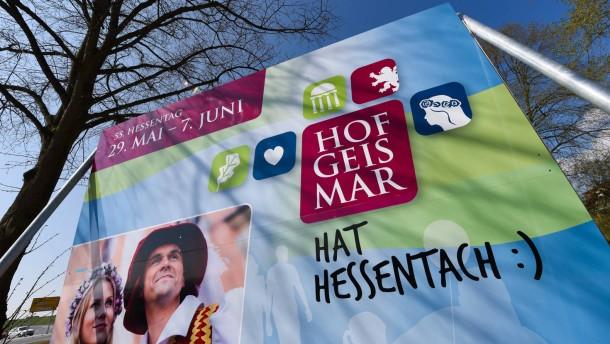 Freies W-Lan gratis zum Hessentag