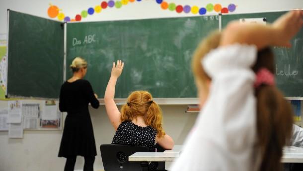 Lehrer weniger häufig befristet angestellt