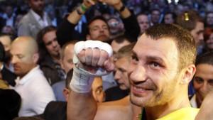 Klitschkos sollen in Commerzbank-Arena boxen