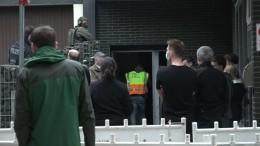 Großrazzia gegen weltweiten Drogenhandel, zahlreiche Durchsuchungen in Hessen
