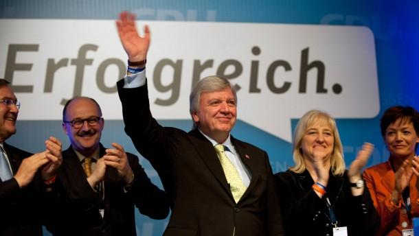 CDU Landesparteitag Hessen