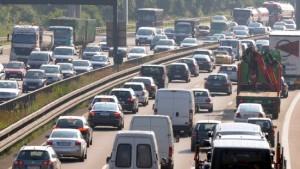 Tonnenweise Brausepulver verstopft Autobahn