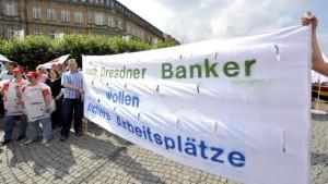 Dresdner-Betriebsrat: Keine Kündigungen über 2011 hinaus