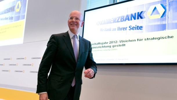 Commerzbank verlegt Arbeitsplätze