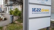 Verschlossen: Die Zahlen der 1822 Direkt bleiben weitgehend verborgen.