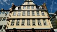 Ein Haus mit bewegter Geschichte: Die Geburtsstätte des Dichters, das Goethehaus in Frankfurt