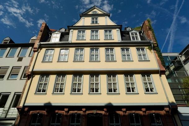 bild zu goethehaus frankfurt das sch nste vereinsheim der welt bild 1 von 1 faz. Black Bedroom Furniture Sets. Home Design Ideas