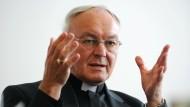 Priestermangel raubt Bischof den Schlaf