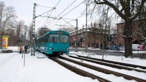 Wegen Streiks in Frankfurt keine U-Bahnen