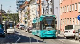 Frankfurt plant Ausbau der Straßenbahn