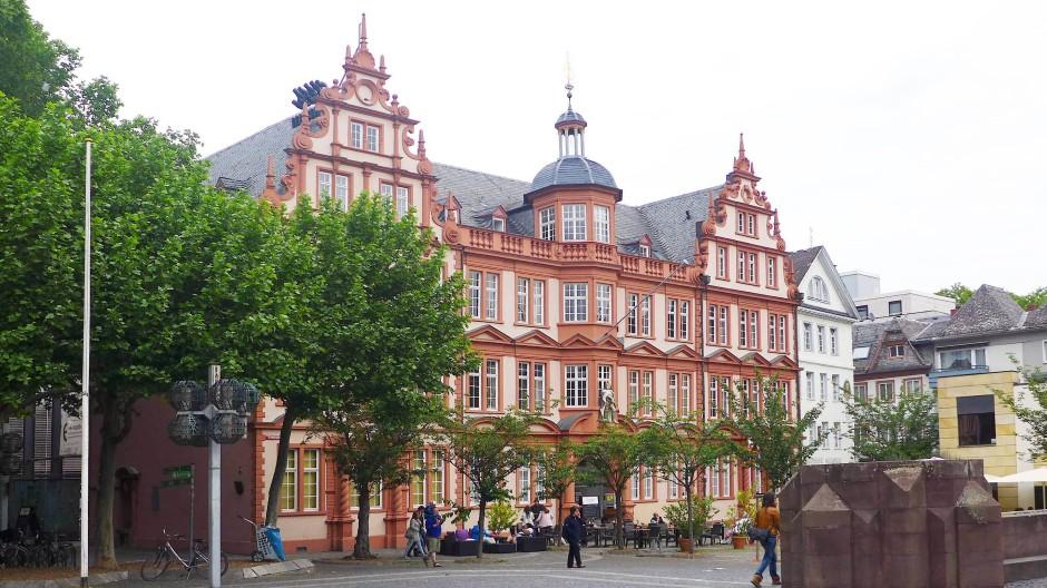 Ausbaufähig: das Gutenberg-Museum am Liebfrauenplatz in Mainz