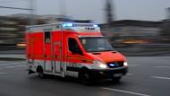 Autofahrerin stirbt bei Unfall