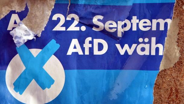 Ausschlussverfahren und Rücktritte bei der AfD