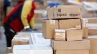 Post lässt Privatleute Pakete austragen