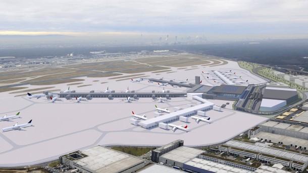 Schwarz-Grün will Bau von Terminal 3 überprüfen