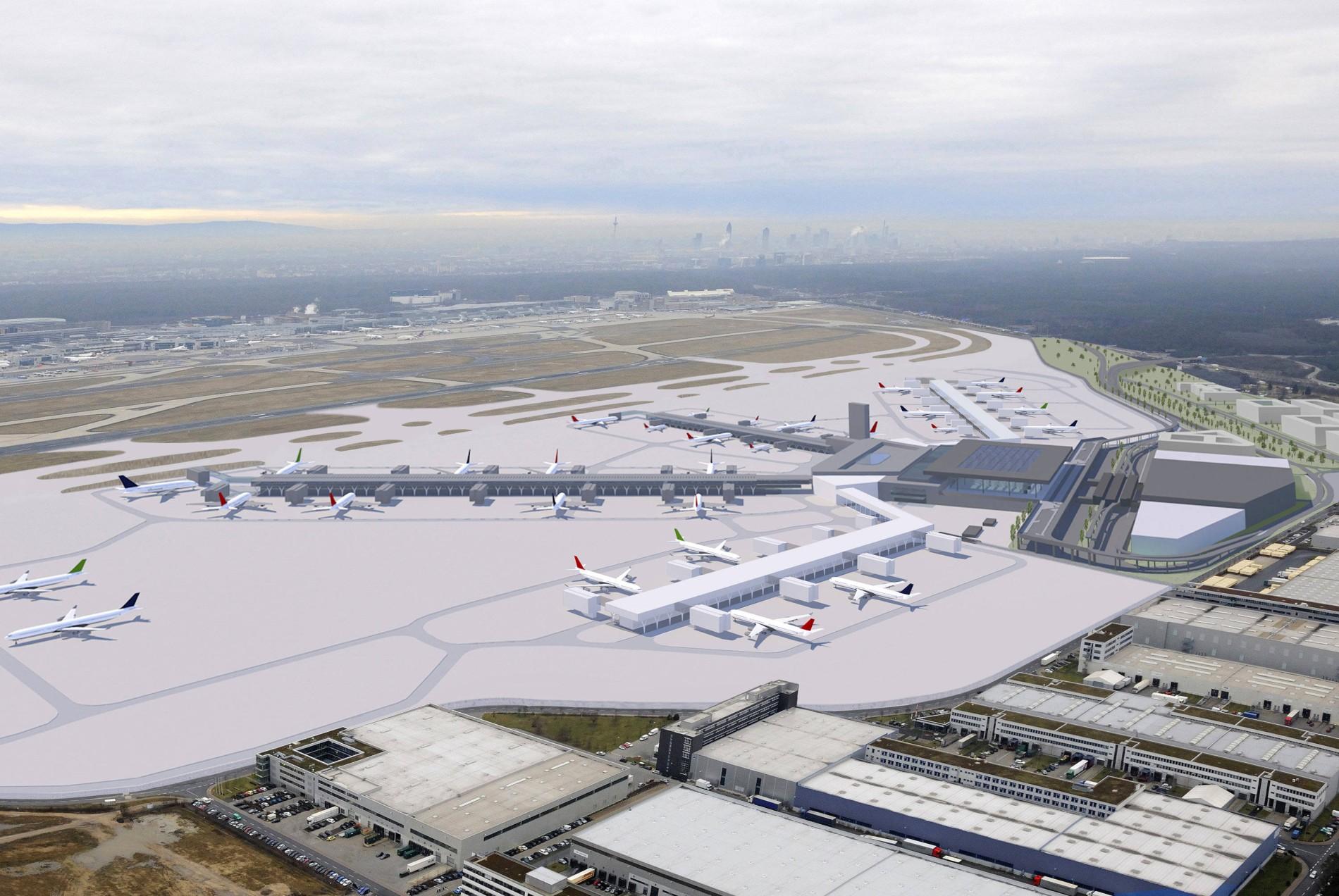 Flughafen Frankfurt Ohne Terminal 3 Geht Es Nicht