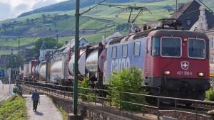 Resolution gegen Bahnlärm, Hoffen auf Brüssel