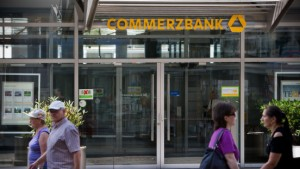 Commerzbank stärkt Homburger Filiale