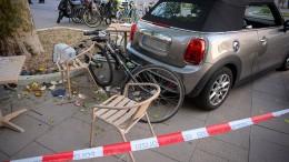 Wer zahlt für den Schaden am Fahrrad?