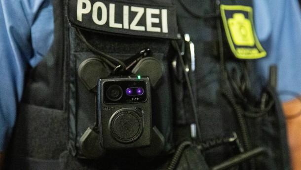 Neue Bodycams für Polizei