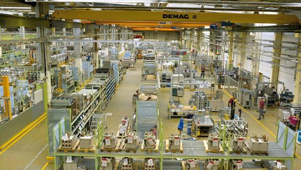 Aktienkurs Siemens Frankfurt