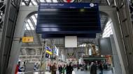 Frankfurter Hauptbahnhof 20 Minuten ohne Strom
