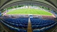 Weitsichtig: Die Fans von Darmstadt 98 haben ein Konzept vorgelegt, das im Stadion am Böllenfalltor mehr Sitz- als Stehplätze vorsieht