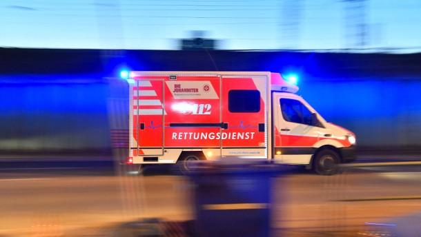 Zwei Tote bei Frontalunfall bei Wehrheim