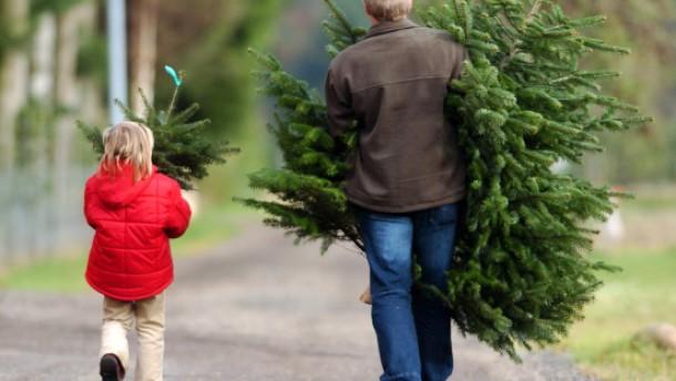 Wie feiern die Deutschen das Weihnachtsfest?