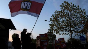 NPD will gegen Demonstrationsverbot klagen