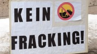 Nicht nur in Thüringen, wo diese Aufnahme entstand, auch in Nordhessen gibt es erhebliche Vorbehalte gegen Fracking