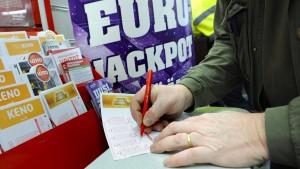 Rekordjackpot treibt Lotto-Einnahmen hoch