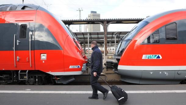 Pro Bahn rügt Preiserhöhung durch RMV
