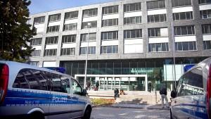 Ermittlungen gegen Frankfurter Polizisten
