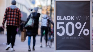 Einzelhandel fürchtet um Weihnachtsgeschäft