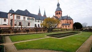 Wo Karl der Große seine Tochter wiederfand