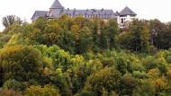 Hotspot: Der Landkreis um die Burg Waldeck weist derzeit die höchste Inzidenz in Hessen auf