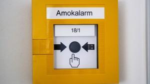 Warnung vor teuren Amok-Alarmanlagen
