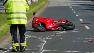 Zwei tödliche Motorradunfälle in 24 Stunden