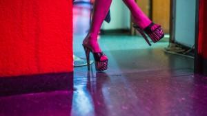 Dutzende Verfahren wegen illegaler Prostitution