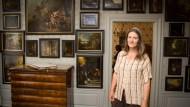 Museumsplanerin: Anne Bohnenkamp-Renken im Goethehaus