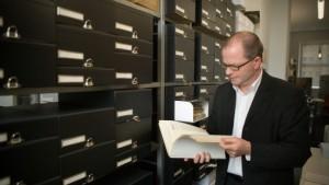 Suhrkamp verkauft Archive an Marbach