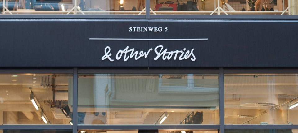 Geschäftsgang In Frankfurt Der Andere Hm